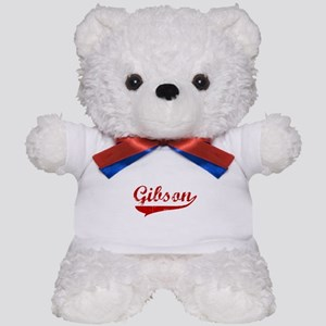 Gibson (red vintage) Teddy Bear