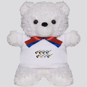 Electric Guitar Collection Teddy Bear