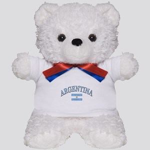 Argentina Soccer designs Teddy Bear