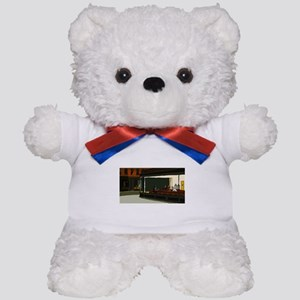 Nighthawks - S.F. Masterpiece Teddy Bear