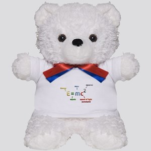 Mass-Energy_Equivalence_Formula Teddy Bear