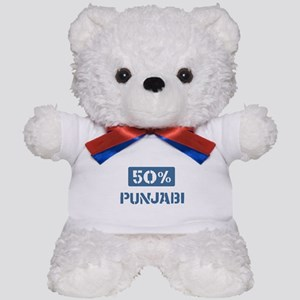 50 Percent Punjabi Teddy Bear