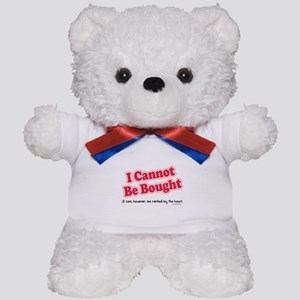Can't Be Bought! Teddy Bear
