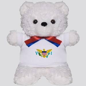 United States Virgin Islands Teddy Bear