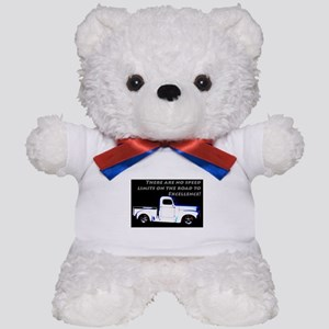 No Speed Limits Teddy Bear