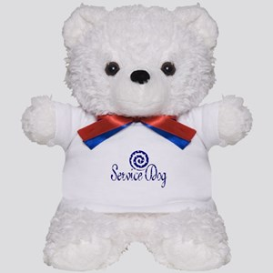 SERVICE DOG SHOP Teddy Bear