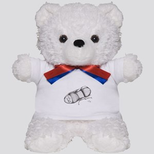 Pencil - Jazz Tap Shoe Teddy Bear