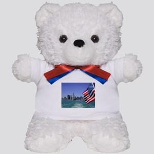 Chicagoland Teddy Bear