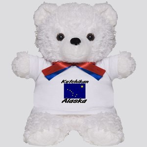 Ketchikan Alaska Teddy Bear