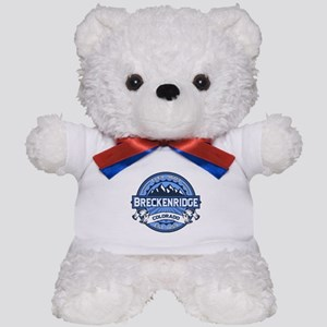 Breckenridge Blue Teddy Bear
