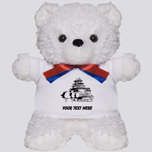 Japanese House Teddy Bear