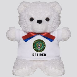 US Army Retired Teddy Bear