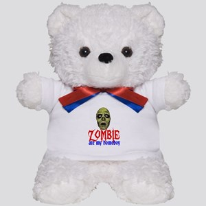 Zombie Ate My Homeboy Teddy Bear