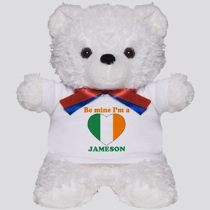 Jameson, Valentine's Day Teddy Bear