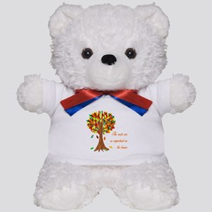 Roots Teddy Bear