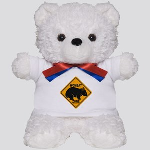 Wombat Zone Teddy Bear