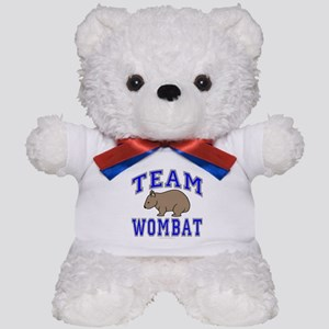 Team Wombat II Teddy Bear