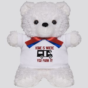 Home (RV) Teddy Bear