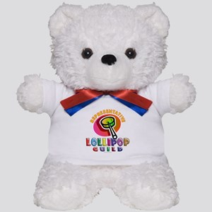 Lollipop Guild... Teddy Bear