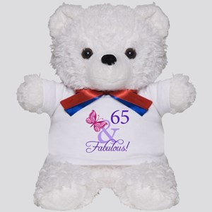 65 And Fabulous Teddy Bear