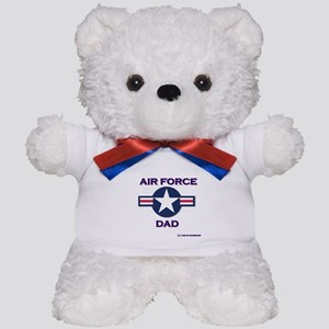 air force dad Teddy Bear