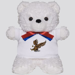 American Bald Eagle Teddy Bear