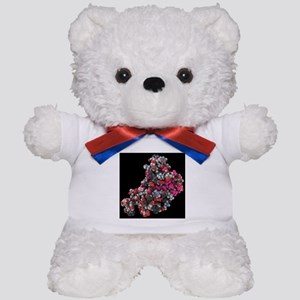 Human prion protein, molecular model - Teddy Bear