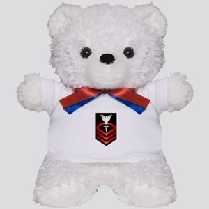 Navy Chief Hospital Corpsman Teddy Bear