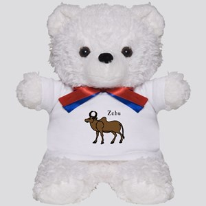 Zebu Teddy Bear