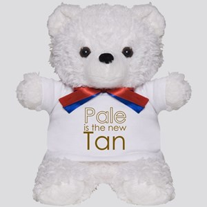 Pale is the new TAN Teddy Bear