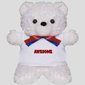 AWESOME 2 Teddy Bear