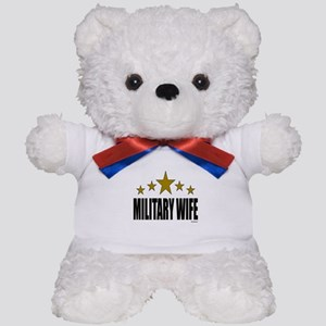 Military Wife Teddy Bear