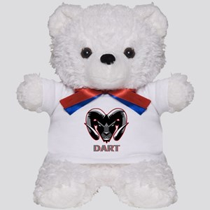 Dart Ram Head Teddy Bear