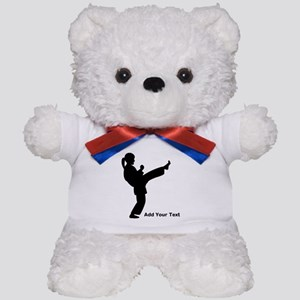Karate Teddy Bear