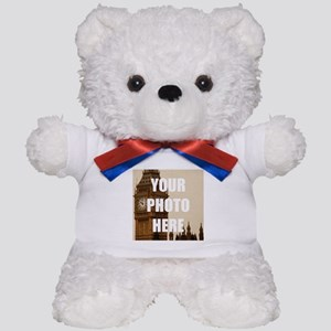 Your Photo Here Personalize It! Teddy Bear
