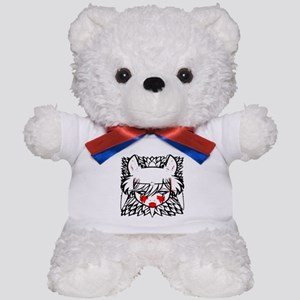 wolf princess Teddy Bear