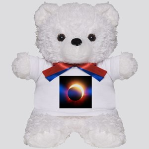 Solar Eclipse Teddy Bear
