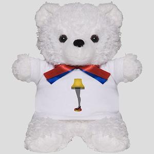 leg lamp Teddy Bear