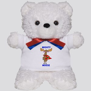 Mighty Moose Teddy Bear