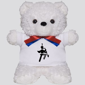 Bass Clarinet Teddy Bear