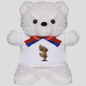 antique easter Teddy Bear