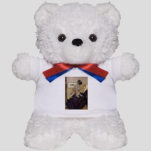 Whistler's / Bullmastiff Teddy Bear