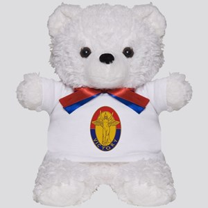 DUI - 1st Infantry Division Teddy Bear