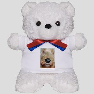big black squishy nose Teddy Bear