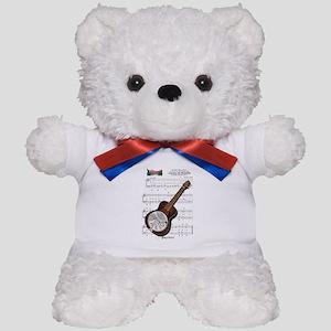 Ida's Dobro Teddy Bear