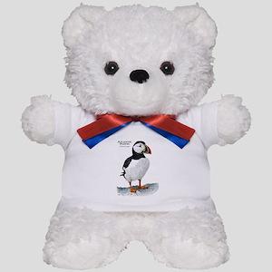 Atlantic Puffin Teddy Bear