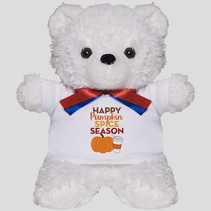 Pumpkin Spice Season Teddy Bear