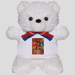 Create Art Every Day Teddy Bear