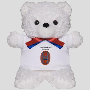 30th INFANTRY DIVISION Teddy Bear