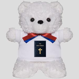The Holy Bible Teddy Bear